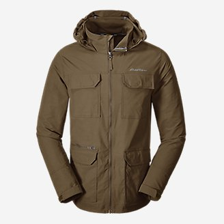 Eddie Bauer Extra 60% Off Clearance: Men's Atlas Stretch Hooded Jacket