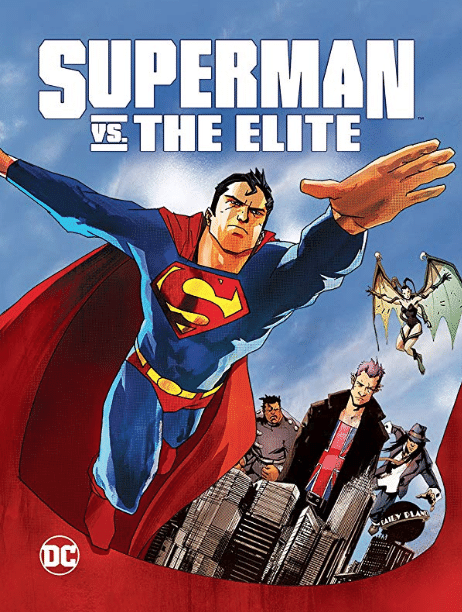 Digital HD Films: Superman vs. The Elite or Batman & Mr. Freeze: SubZero