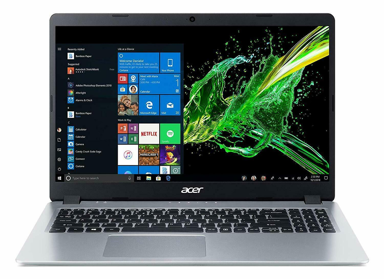 "Acer Aspire 5 15.6"" Laptop (Refurb): 1080p, Ryzen 3 3200U, 4GB RAM, 128GB SSD"