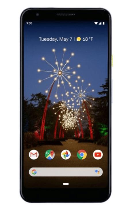64GB Google Pixel 3a XL Unlocked Smartphone (Purple-ish; Open-Box Ex. Cond.)