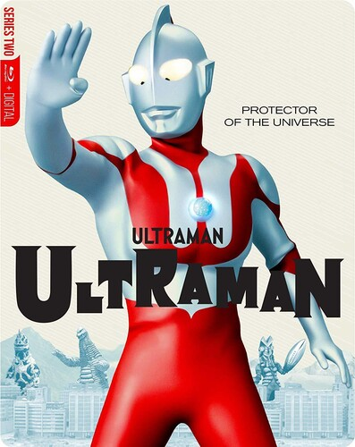 Ultra Q or Ultraman: The Complete Series Steelbook Pre-Order (Blu-ray + Digital) $20.68 Each Shipped