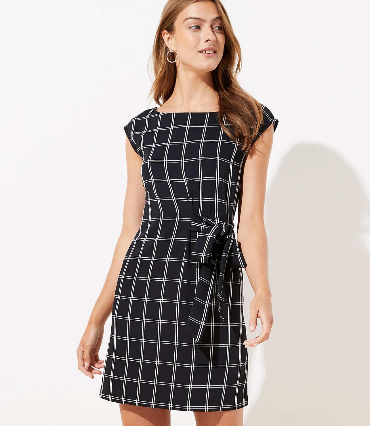 OL气质路线LOFT限时大促!打折区低至3折+所有裙子只要$49.5!