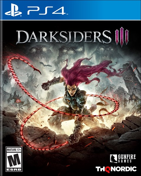 GameFly Used Game Sale: Darksiders III (PS4)