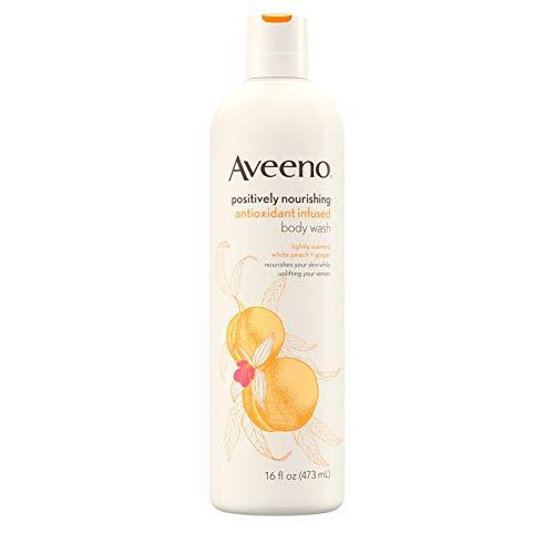 Aveeno 保湿桃子生姜味沐浴乳