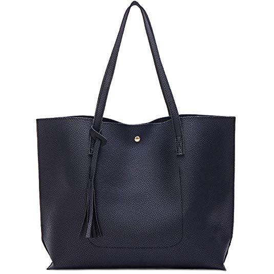 什么样的包在职场中最百搭?时尚女式托特包