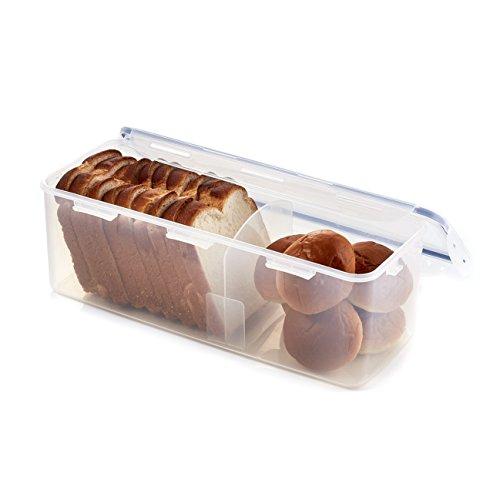 LOCK & LOCK 超大尺寸食物保鲜盒/面包盒