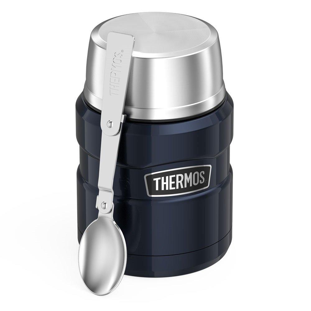 THERMOS魔膳师16盎司不锈钢焖烧杯