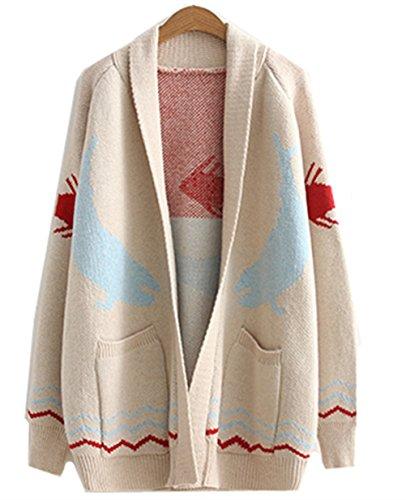 秋冬毛衣外套:温柔文艺,还是可爱甜美风?