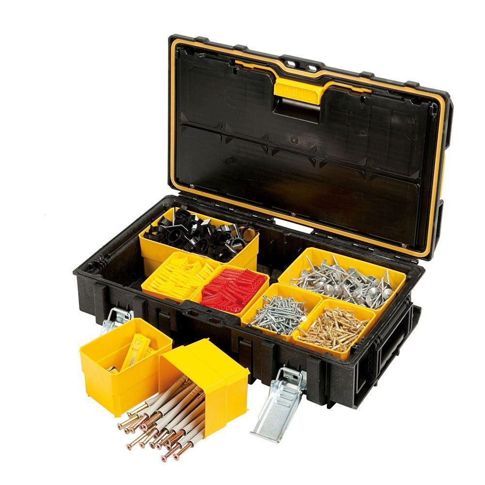DeWalt ToughSystem 8-Compartment Small Parts Organizer
