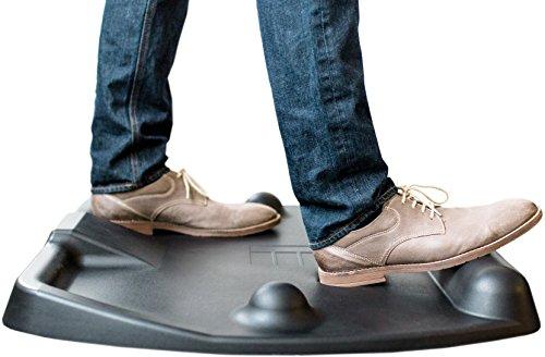 减少压力和疲劳!神奇的脚踏垫站一天也不累!