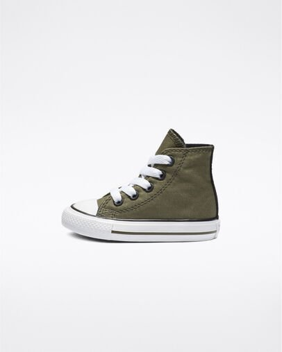 Converse: Extra 25% Off Sale Styles: Toddler Chuck Taylor All Star High Top