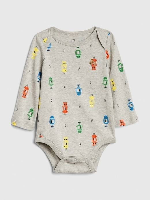 Gap: Extra 50% Off Markdowns: Baby Brannan Bear Bodysuit (various designs)