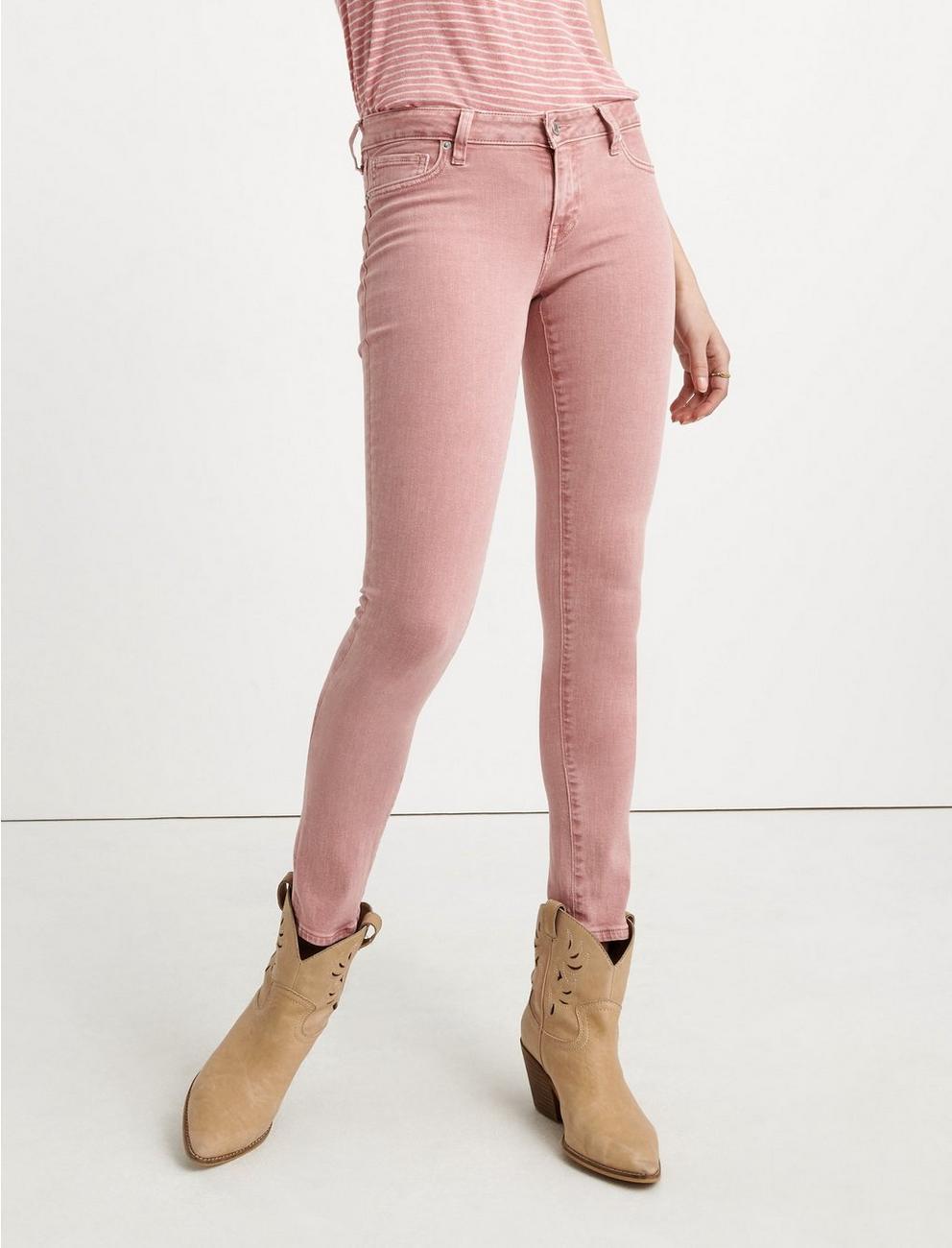 Lucky Brand: Men's Workwear Shirt Jacket $10.80, Women's Lolita Crop Jeans