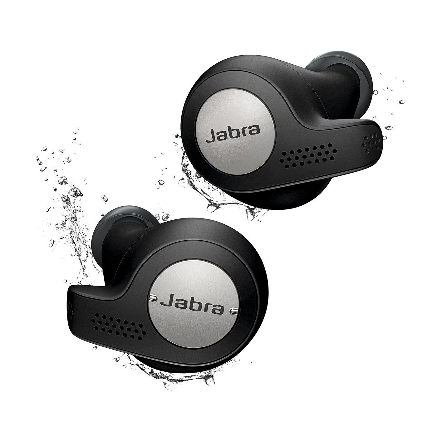 Jabra Elite Active 65t True Wireless Sport Earbuds (Refurb) + $7 Rakuten Points