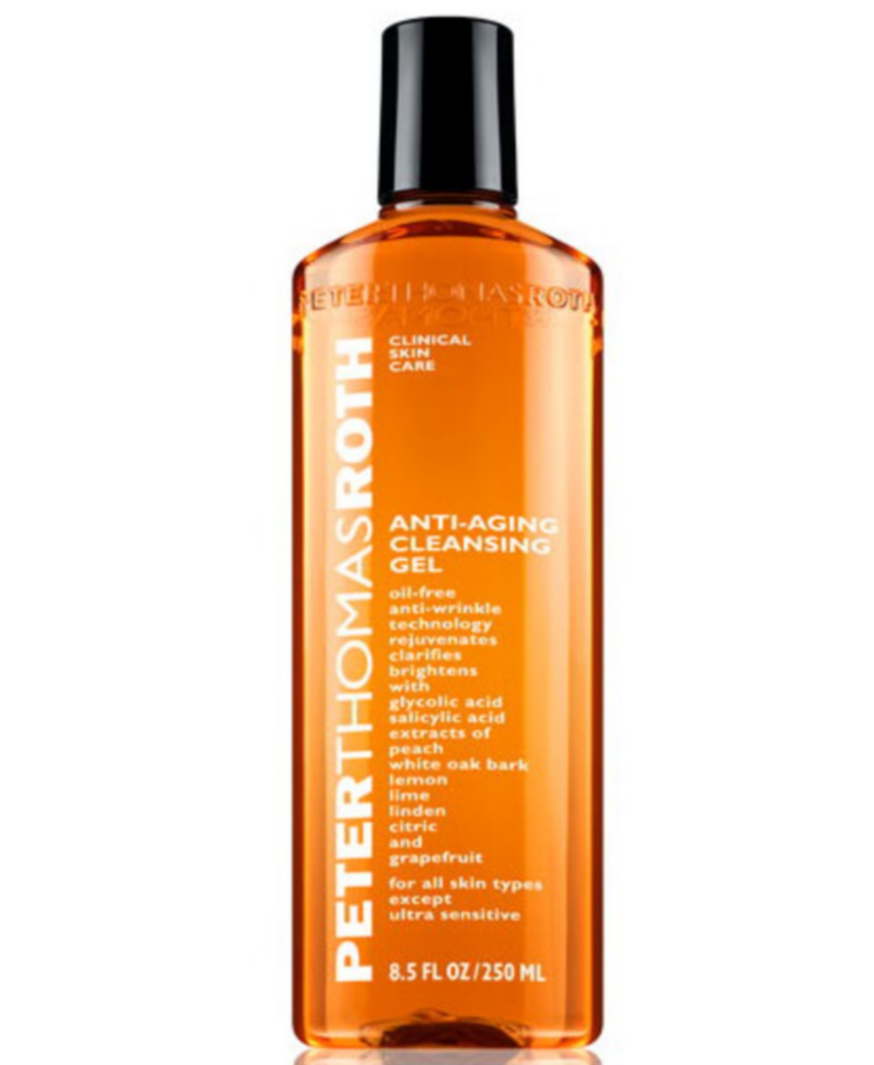 Macy's Beauty 10 Days of Glam Sale: 8.5oz Peter Thomas Roth Cleansing Gel