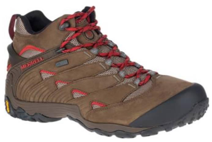 Merrell Extra 35% Off Sale Styles: Men's Chameleon 7 Mid Waterproof Boots