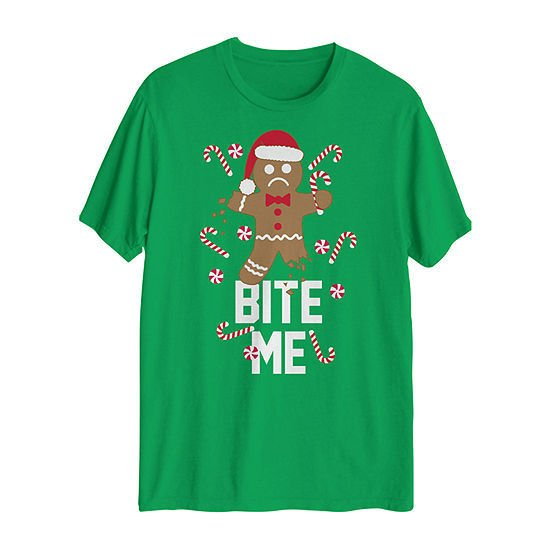 Men's Christmas Graphic T-Shirt (various styles)