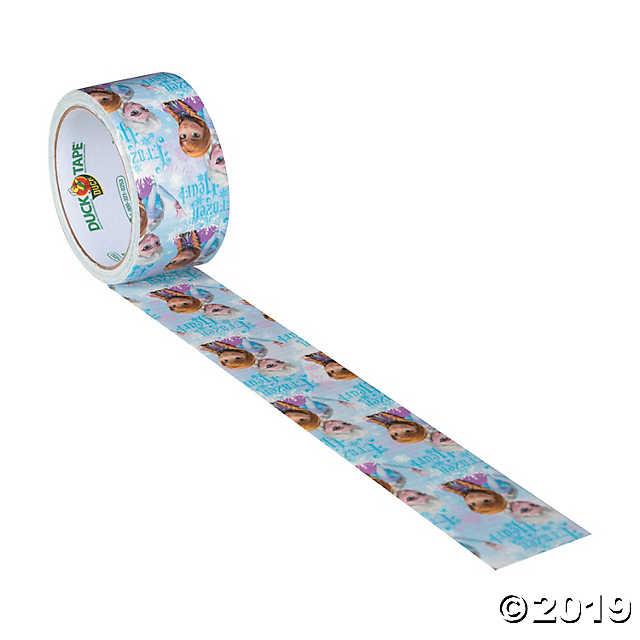 10-Yards Roll of Disney's Frozen Elsa & Anna Duck Duct Tape