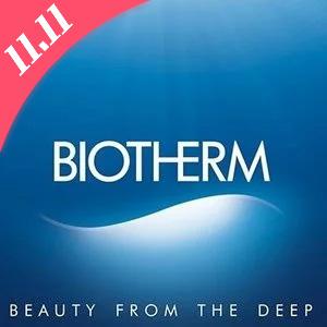 Biotherm碧欧泉官网双十一全场护肤7.5折+满$85送11件赠礼
