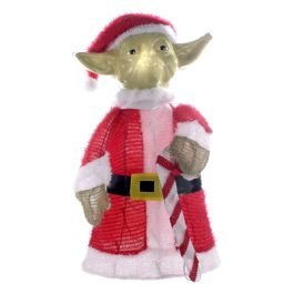 "28"" Star Wars Lighted Yoda or Storm Trooper Christmas Lawn Decoration"