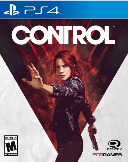 Control (PS4 or Xbox One)