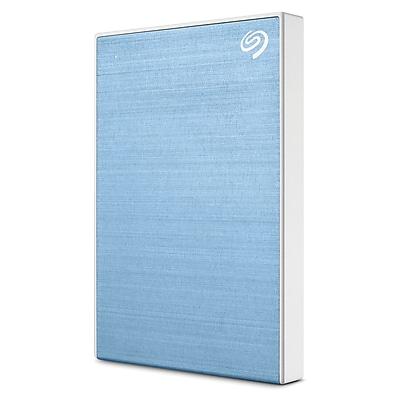 2TB Seagate Backup Plus Slim USB 3.0 External Hard Drive (Blue)