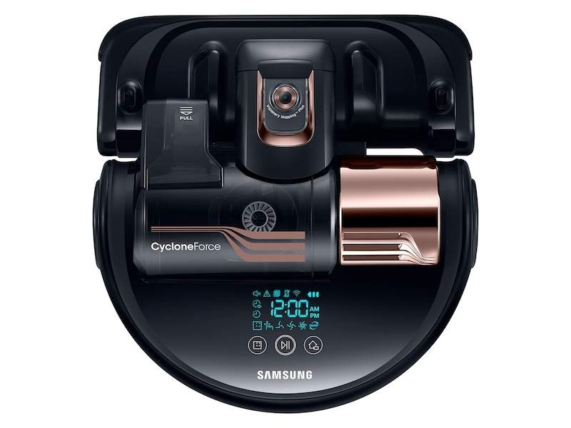 Samsung POWERbot Turbo Robot Vacuum (Ebony Copper)