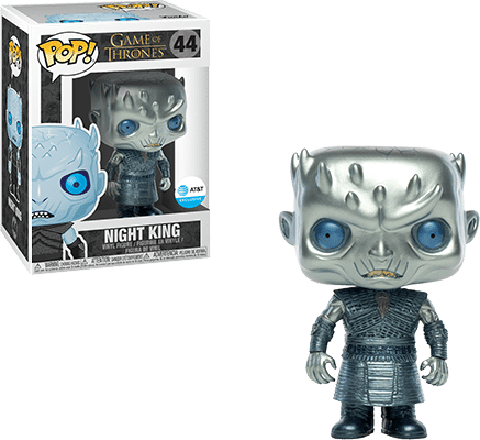 AT&T Accessory Sale: Game of Thrones Funko Pop Figurines (Various)