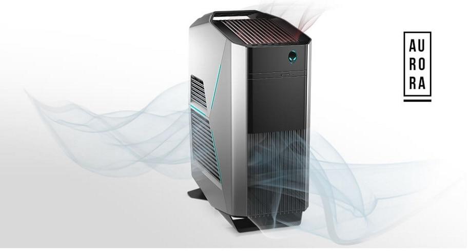 Alienware Aurora Desktop: i7-9700, 16GB DDR4, 1TB SSD, RTX 2070