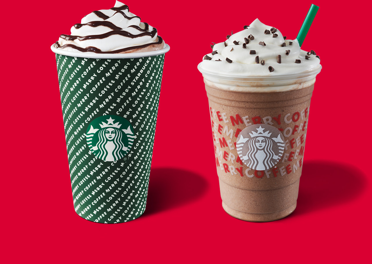 Starbucks Stores: Any Handcrafted Beverage (Grande or Larger)