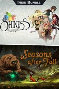 Shiness: The Lightning Kingdom + Seasons After Fall (Xbox One Digital Download)