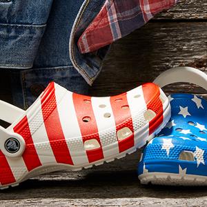 Crocs美国官网精选鞋款低至5折+额外7折促销