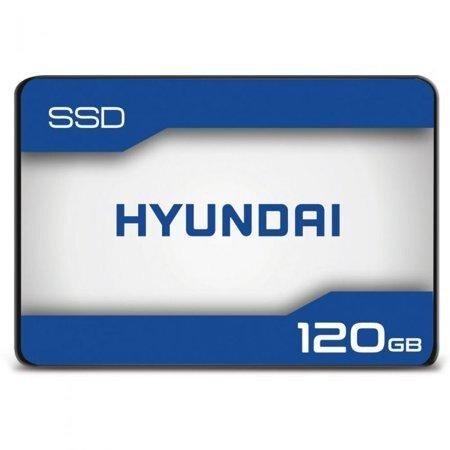 "Hyundai 2.5"" Solid State Drive SSD: 240GB $24, 120GB"