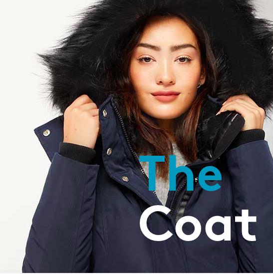 $19起!温暖时尚冬季外套低至1.5折闪购!