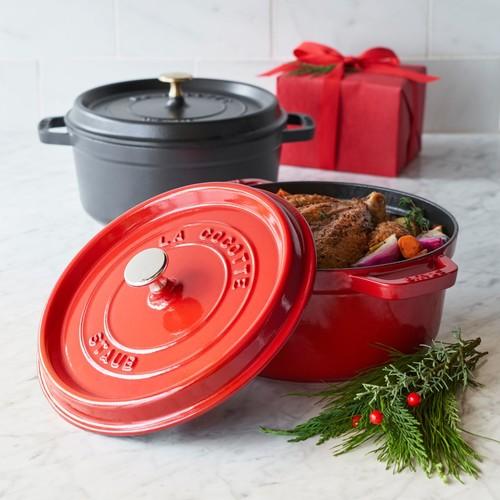 黑五价!Staub 铸铁锅做红烧肉和煲汤一级棒!