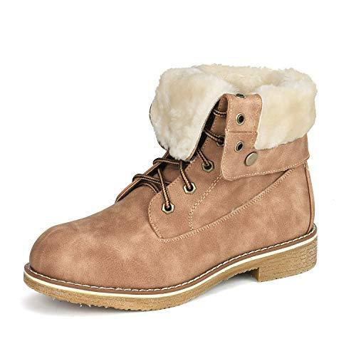 闪购!顶级销量翻毛皮靴,穿起来潇洒干练又不失可爱!