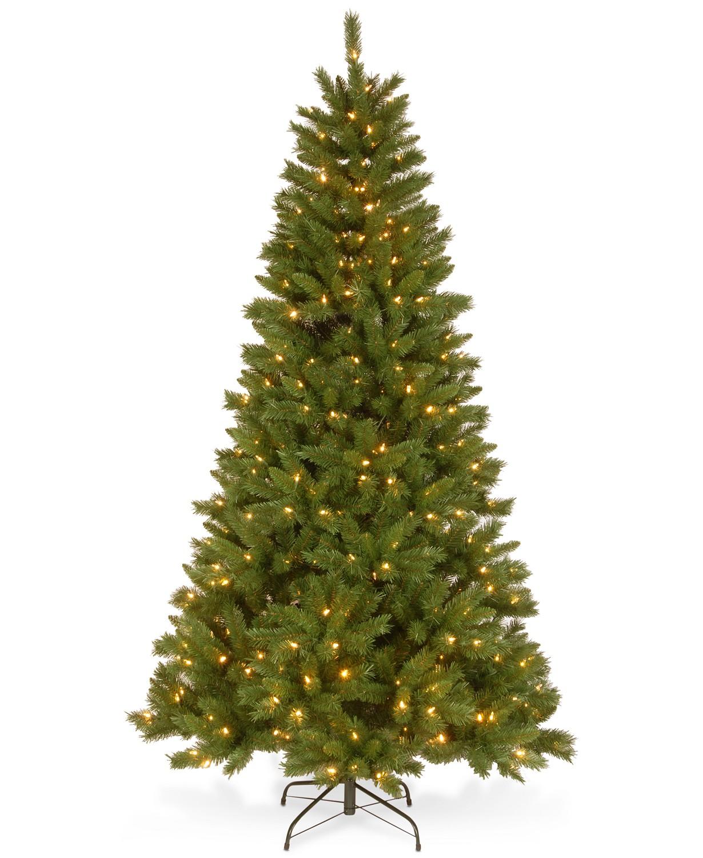 今日特价!7尺高的圣诞树只要$99.99!