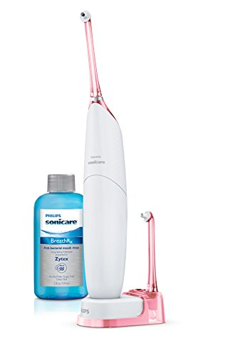 Philips飞利浦 Sonicare喷气式洁牙器+送漱口水
