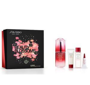 Shiseido资生堂 红腰子四件套+TO杜鹃花精华