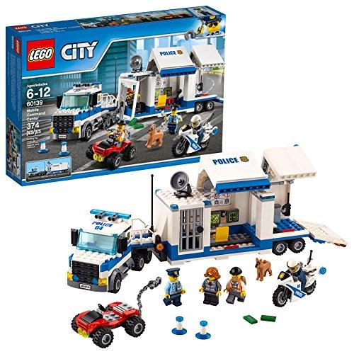 LEGO乐高 City城市系列 警察移动指挥中心