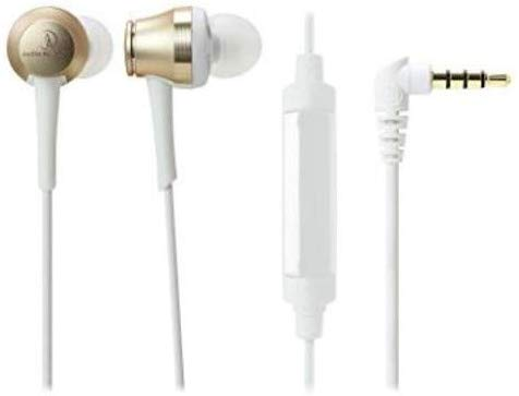 Audio-Technica ATH-CKR70iS Sound Reality Earphones w/ In-Line Mic & Control