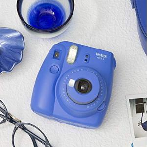 Fujifilm富士instax mini 9拍立得相机 蓝色