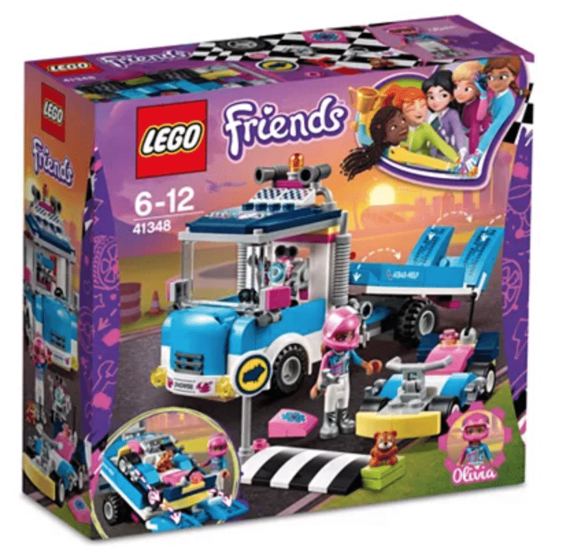 Girls' LEGO Friends Up to 40% Off: Service & Care Truck