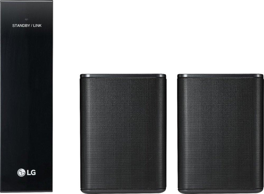 LG SPK8-S Wireless Rear Channel Speakers (Pair)