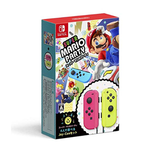 Nintendo 任天堂 《超级马里奥派对》+Joy Con 双手柄套装