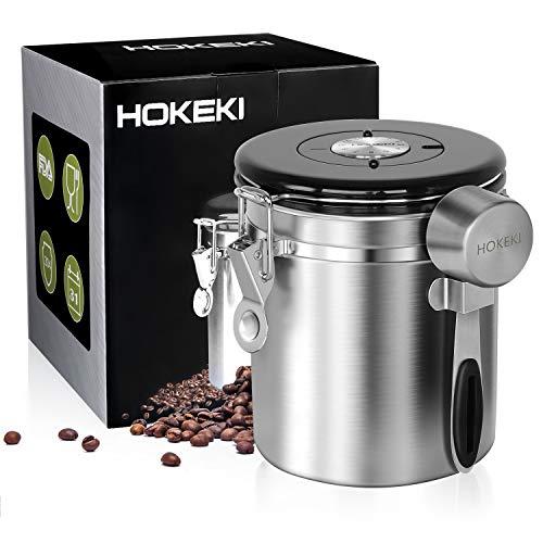 顶级评价咖啡、茶不锈钢密封储存罐