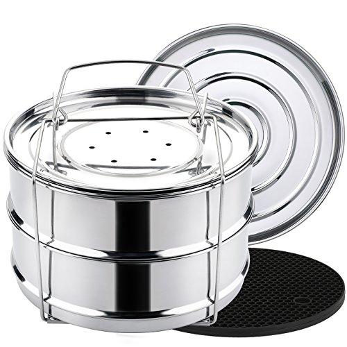 配套电压锅的不锈钢蒸笼
