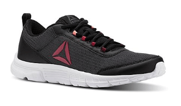 Reebok Women's Speedlux 3.0 Running Shoes (black/gray/white) $15 + free shipping $35+