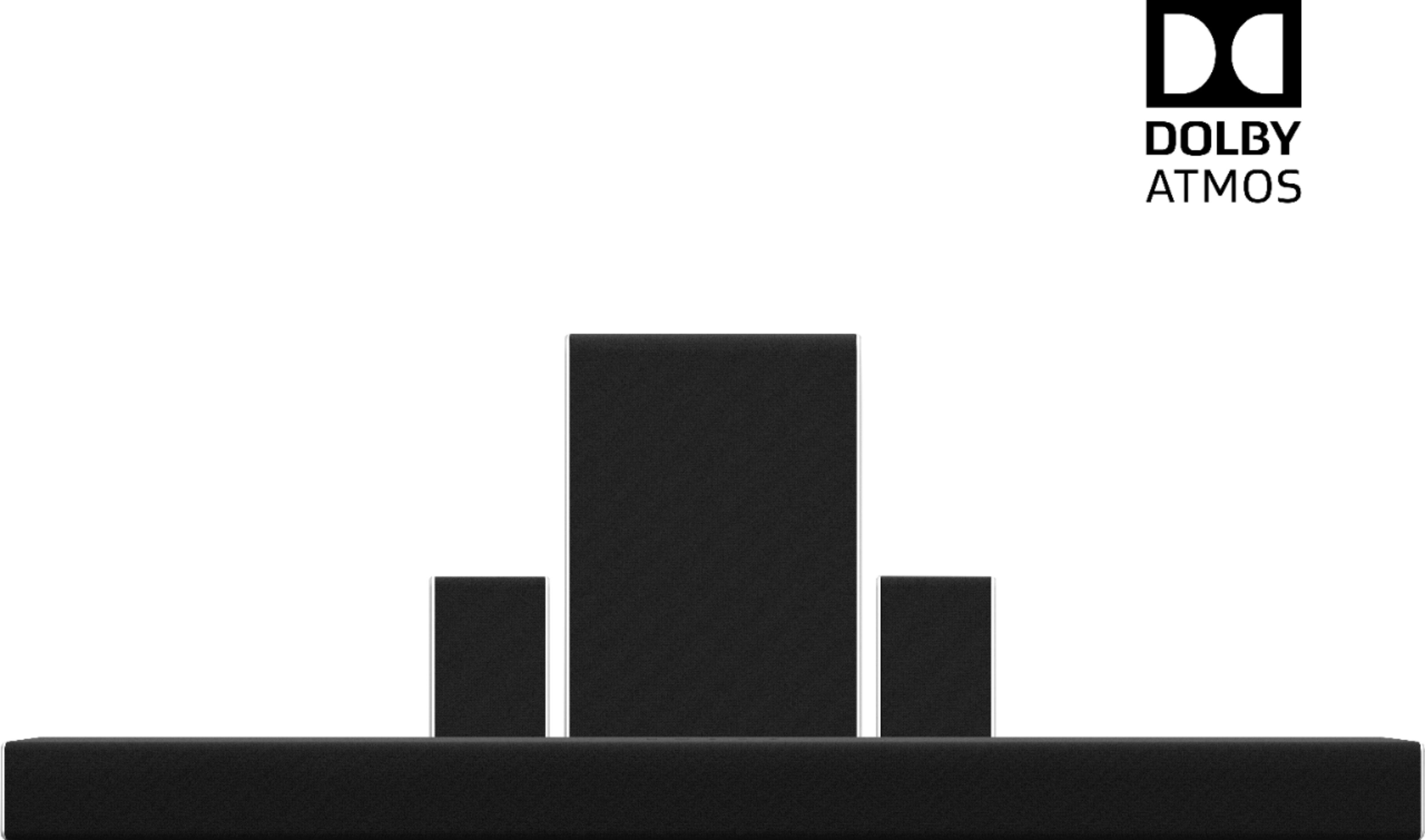 """VIZIO 5.1.2-Channel Soundbar System w/ 6"""" Wireless Subwoofer & Dolby Atmos"""