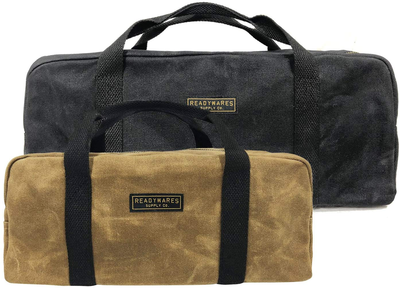 2-Pack Readywares Waxed Canvas Utility Bag